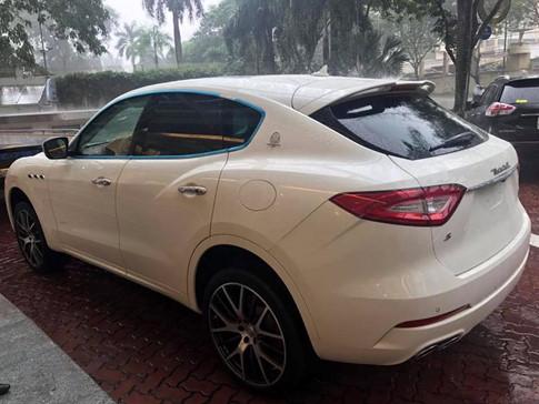 Maserati Levante S về Việt Nam giá 6 tỷ đồng - 2