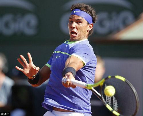 Chi tiết Nadal - Thiem: Kết liễu trong set 3 (Bán kết Roland Garros) (KT) - 3
