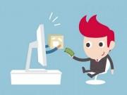 Góc đồ họa - Mánh khóe bán hàng online: Buôn một lãi gấp ba