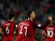 """Bóng đá - Latvia – Bồ Đào Nha: Trông cả vào """"Vua"""" Ronaldo"""