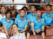 Bóng đá - Công Phượng, Tuấn Anh cổ vũ Xuân Trường làm thủ quân CLB Hàn Quốc