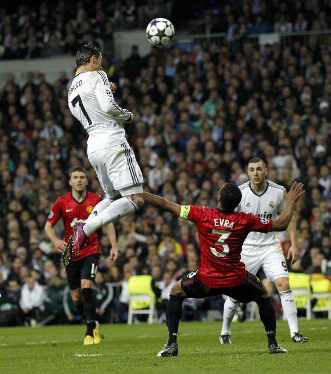 Siêu cúp châu Âu Real Madrid - MU: Kém vui vì Ronaldo - 1