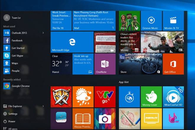 Microsoft, Windows 10 và những con số thú vị - 1