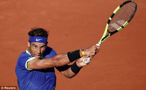 Chi tiết Nadal - Thiem: Kết liễu trong set 3 (Bán kết Roland Garros) (KT) - 4