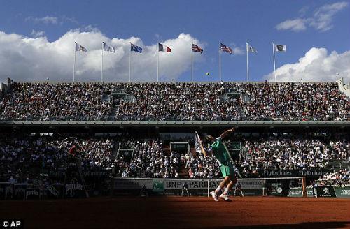 Chi tiết Nadal - Thiem: Kết liễu trong set 3 (Bán kết Roland Garros) (KT) - 5