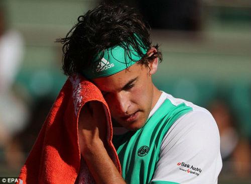 Chi tiết Nadal - Thiem: Kết liễu trong set 3 (Bán kết Roland Garros) (KT) - 6