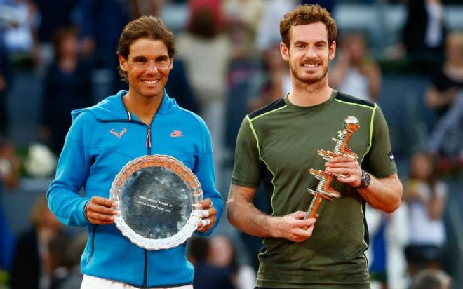 Tin nóng Roland Garros 10/6: Murray sợ mất ngôi số 1 vào tay Nadal - 1
