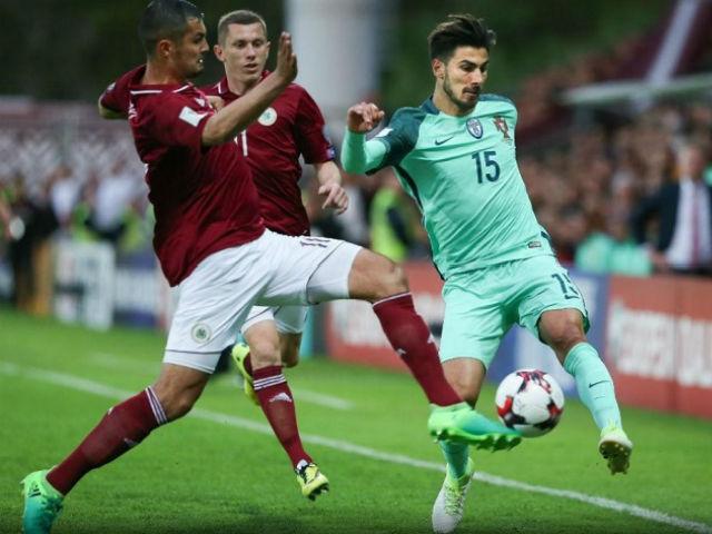 Latvia - Bồ Đào Nha: Siêu sao định đoạt (vòng loại World Cup 2018)