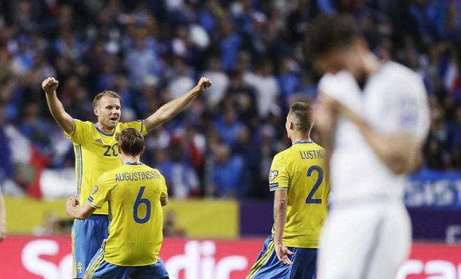 Thụy Điển - Pháp: Đại địa chấn phút bù giờ - 1