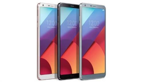 NÓNG: LG G6 Plus và G6 Pro sẽ được công bố ngay cuối tháng 6 - 1