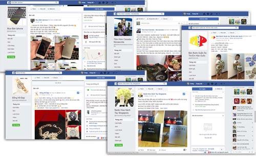 Thu thuế bán hàng trên Facebook 0,5% -1%/doanh thu - 1