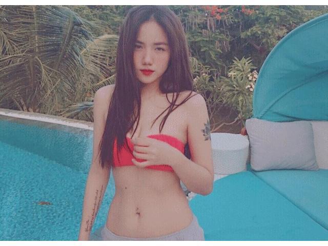 Không ngờ Phương Linh có cô em gái đẹp và sexy đến vậy
