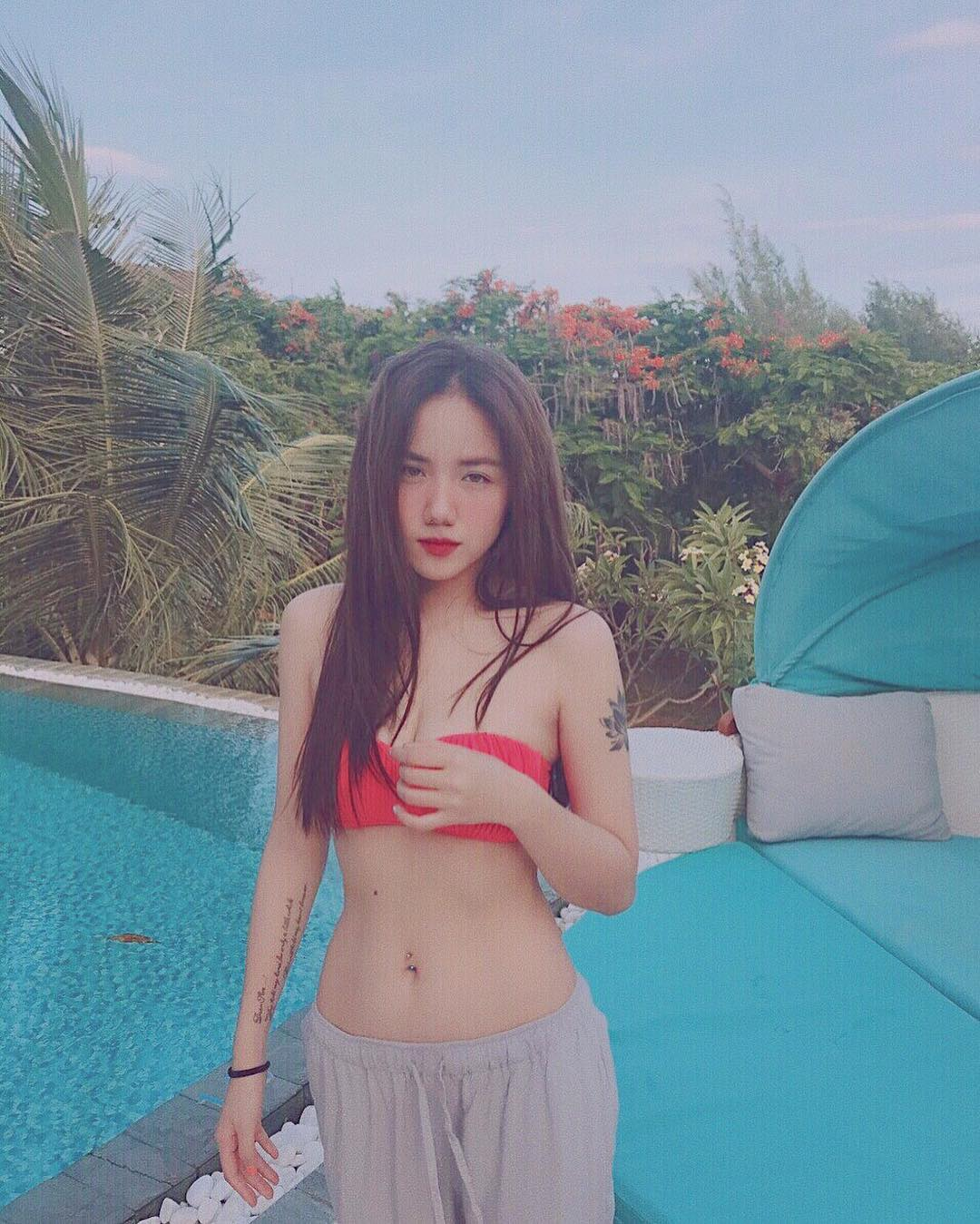 Không ngờ Phương Linh có cô em gái đẹp và sexy đến vậy - 1
