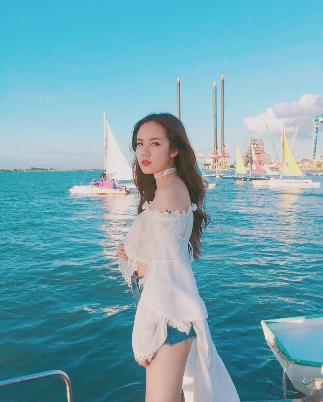 Không ngờ Phương Linh có cô em gái đẹp và sexy đến vậy - 11