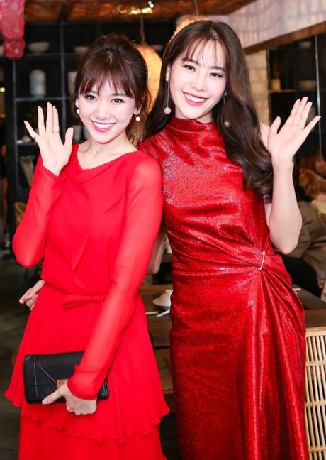 Choáng khi ngoài 30, Hari Won trẻ đẹp bỏ xa dàn mỹ nhân 9,10X Vbiz - 6