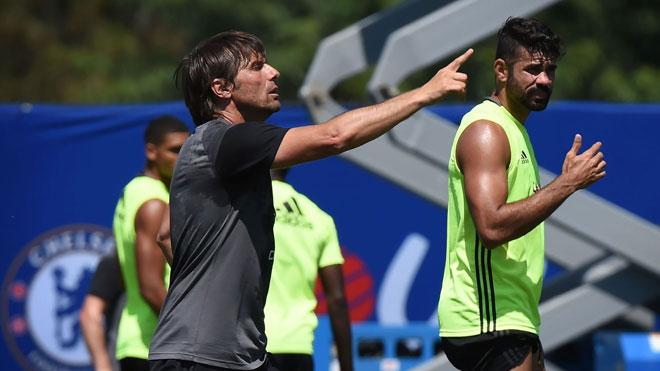 Chelsea trảm Costa: Bàn tay sắt Conte, hình bóng Sir Alex - 1