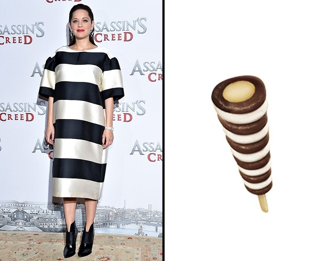 """""""Cúi đầu"""" trước những phát minh thời trang giống cây kem, cái bánh - 1"""