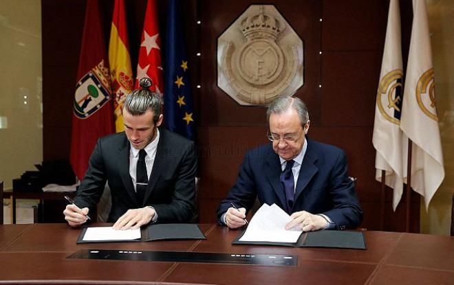 Bale  từ chối MU quyết ở lại Real: Canh bạc mạo hiểm - 1