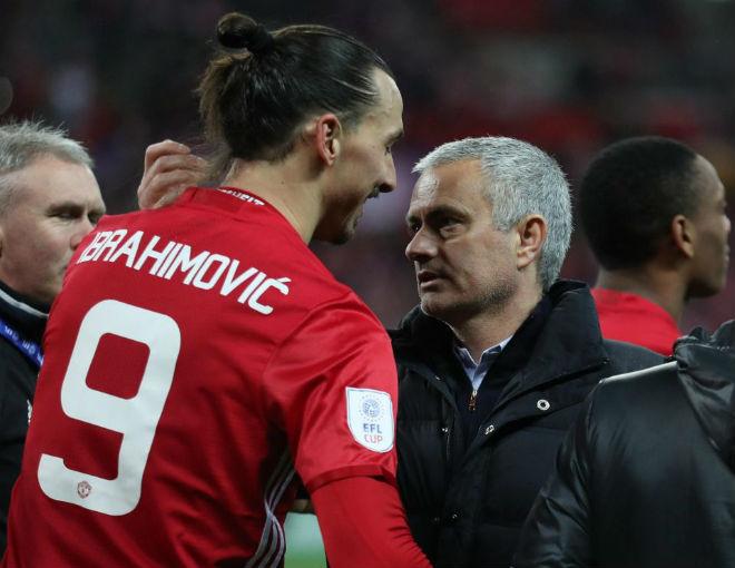 """Thuyết âm mưu MU dứt tình Ibra: """"Diệu kế"""" Mourinho và đại nghiệp C1 - 1"""