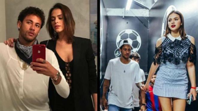 """Bị Messi """"bỏ rơi"""", Neymar """"đuổi bắt"""" với hot girl xinh như mộng - 6"""
