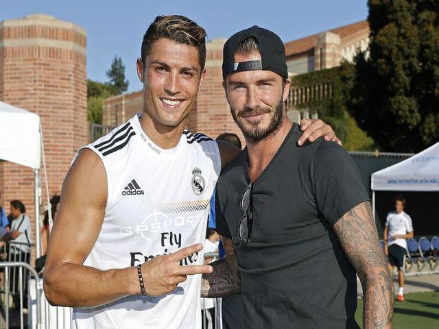 """""""Liên minh ma quỷ"""" Barca - Real: Dựng """"luật Beckham"""" để cứu Messi, Ronaldo"""