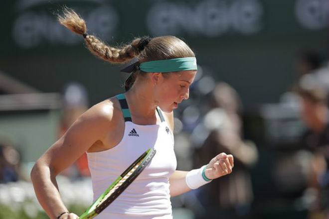 Halep - Ostapenko: Vỡ òa sau 3 set (CK Roland Garros) - 1