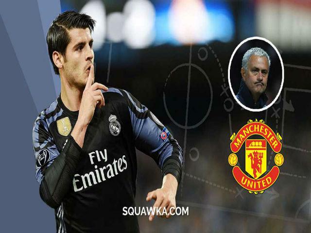 MU sắp đón Morata: Mảnh ghép hoàn hảo của Mourinho