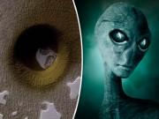 Phi thường - kỳ quặc - NASA tìm thấy nơi ở của người ngoài hành tinh trên sao Hỏa?