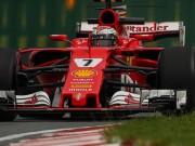 Thể thao - F1 - Chạy thử Canadian GP: Khó ai cản được Ferrari ?