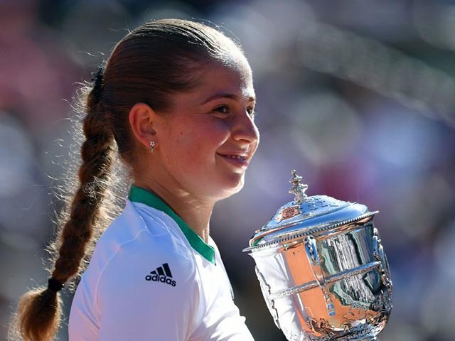 Thể thao - Tin nóng Roland Garros 11/6: Ostapenko giàu to sau chức vô địch