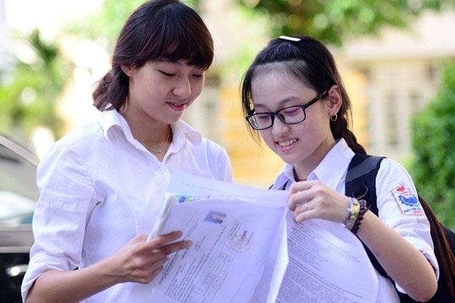 Điểm chuẩn vào lớp 10 THPT chuyên ĐH Sư phạm Hà Nội - 1