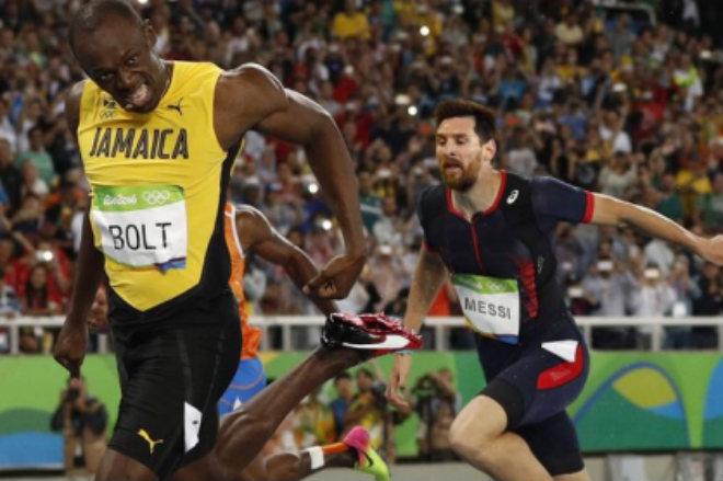 Tin thể thao HOT 11/6: Usain Bolt suýt thua bẽ mặt trên sân nhà - 1