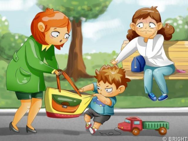 Tâm phục khẩu phục cách dạy con từ bỏ 6 thói quen xấu dễ dàng