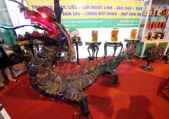 Bán được củ sâm giá 120 triệu đồng tại lễ hội sâm Ngọc Linh - 13