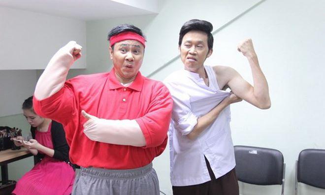 """Ngấp nghé U50, ngoài Đan Trường, Hoài Linh cũng là """"soái ca"""" cơ bắp - 5"""