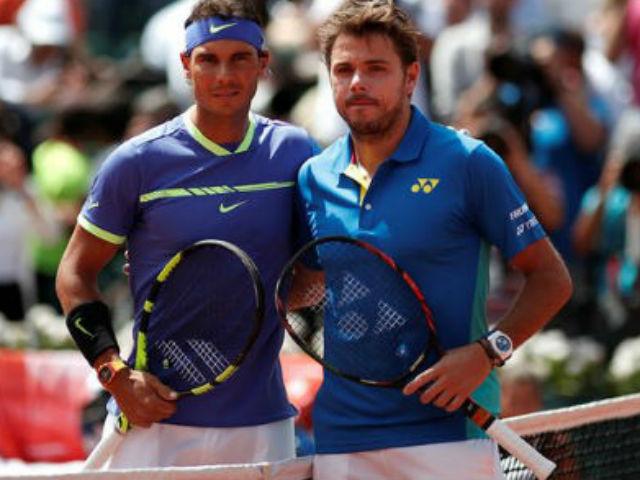 Thể thao - Nadal - Wawrinka: Thần tốc ghi dấu lịch sử (CK Roland Garros)