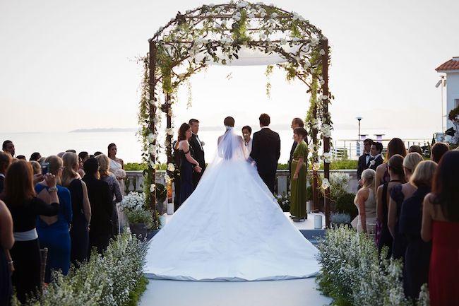 Độ xa xỉ trong đám cưới của 0,01% giới siêu giàu - 2