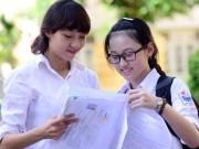 Điểm chuẩn vào lớp 10 THPT chuyên ĐH Sư phạm Hà Nội