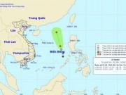 Tin tức trong ngày - Tin mới về áp thấp nhiệt đới trên biển Đông