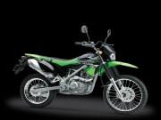 Thế giới xe - 2017 Kawasaki KLX 150 loạt màu mới giá từ 49 triệu đồng