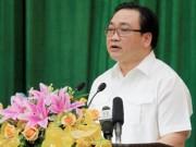 """Tin tức trong ngày - Bí thư Hà Nội: 5 đoàn kiểm tra vỉa hè mà chưa thấy xử lý được """"ông nào"""""""