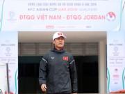 """Bóng đá - ĐT Việt Nam: Thầy trò HLV Hữu Thắng đầy """"bí hiểm"""""""