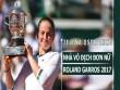 """""""Sharapova mới"""" vô địch Roland Garros: Giấc mộng đẹp tuổi 20 (Infographic)"""