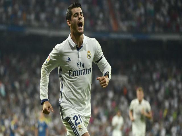 Morata đến MU kiểm tra y tế: Tiền đạo hoàn hảo cho Mourinho