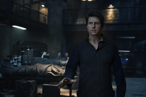 """""""Xác ướp"""" của Tom Cruise tả tơi vì bị giới phê bình chê - 2"""