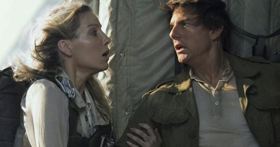 """""""Xác ướp"""" của Tom Cruise tả tơi vì bị giới phê bình chê - 3"""