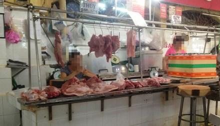 Thịt heo giảm giá: Nơi tấp nập, chỗ vắng hoe - 1