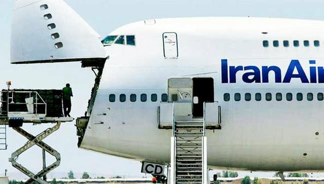 """Iran điều 5 máy bay chở thức ăn tới """"cứu đói"""" Qatar - 1"""