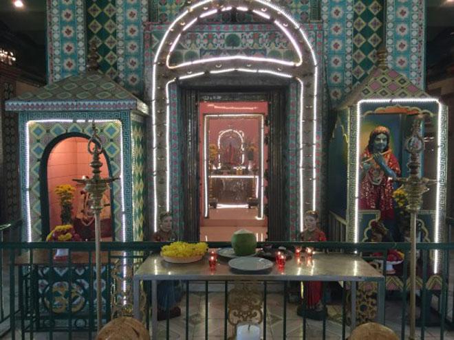 Ngôi đền thiêng và bí ẩn về người Tamil giữa Sài thành - 2