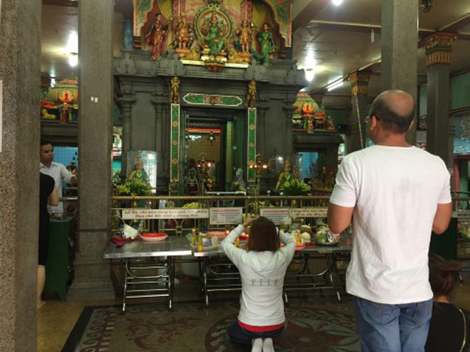 Ngôi đền thiêng và bí ẩn về người Tamil giữa Sài thành - 3
